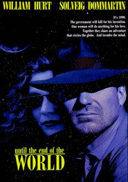 "Poster for the movie ""Until the End of the World"""